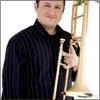 Trombonista Marcos Flávio