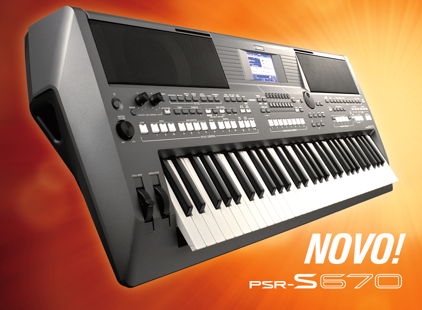 NOVO PRS-S670